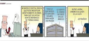 Dilbert 11 de Agosto de 2014