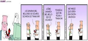 Dilbert 12 de Agosto de 2014