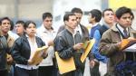 Más de 11,000 jóvenes recibirán capacitación laboral para autoempleo este año - Noticias de recibo de agua