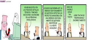 Dilbert 14 de Agosto de 2014