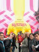 Mistura 2014. Apunta a atraer un público de cinco a 12 años