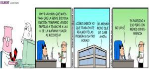 Dilbert 15 de Agosto de 2014