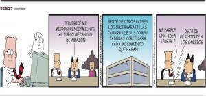 Dilbert 18 de Agosto de 2014
