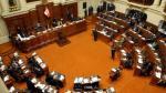 Congreso posterga voto de confianza al Gabinete Jara hasta la próxima semana - Noticias de aumento de sueldo