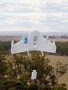 Google. Prueba flota de drones para hacer entregas.