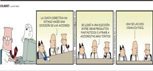 Dilbert 25 de Agosto de 2014