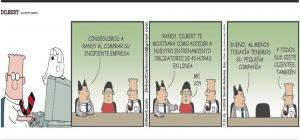Dilbert 27 de Agosto de 2014