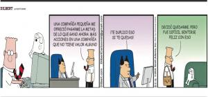 Dilbert 28 de Agosto de 2014