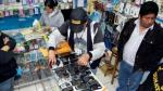 Sunat incautó lote de celulares valorizados en más de S/. 120,000 - Noticias de sunat