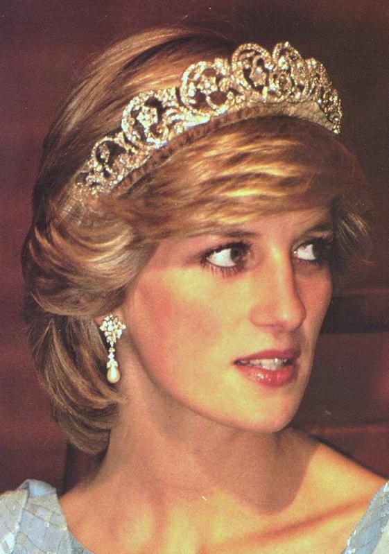 Princesa Diana. Cumpliría hoy 53 años con US$ 32,8 millones