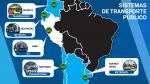 Corredor azul: cinco ciudades de Sudamérica utilizan un transporte público similar - Noticias de tráfico vehicular