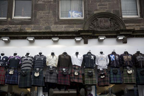 Escocia y el día después de rechazar la independización de Gran Bretaña