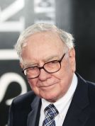 "Warren Buffet. Influenciado por ""El inversionista inteligente""."