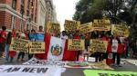 Cumbre de los Pueblos en Lima demandará acciones urgentes para frenar el cambio climático - Noticias de provincia de caylloma