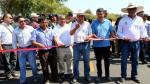 MTC invirtió S/. 129 millones en mejoramiento de Panamericana Norte en región Piura - Noticias de accidente de transito