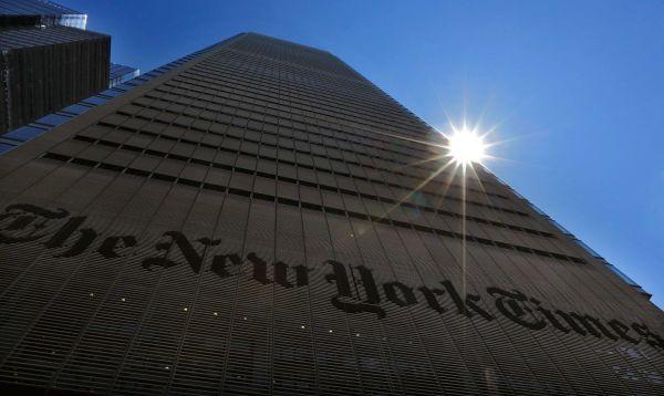 Ganancias de New York Times superan estimaciones gracias a fuerte crecimiento digital