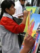 MALI. Convocó a escolares para concurso de arte