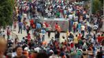 Protestas en México afectan al turismo - Noticias de limpieza de playas
