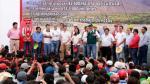 """Benites: """"Proyecto Olmos es un shock de confianza del empresariado en el Perú"""" - Noticias de renan espinoza"""