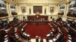 Pleno del Congreso inició debate de reducción del Impuesto a la Renta - Noticias de escala de remuneraciones