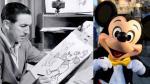 Walt Disney y ocho logros del millonario creador de 'Mickey Mouse' - Noticias de mickey mouse