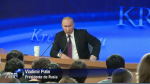 Putin promete recuperación económica de Rusia en dos años - Noticias de mundial moscú 2013