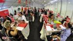Músicos peruanos lograron concretar negocios con agentes internacionales en Market Place - Noticias de olga tanon