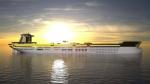 Así sería el yate más largo del mundo - Noticias de larry ellison