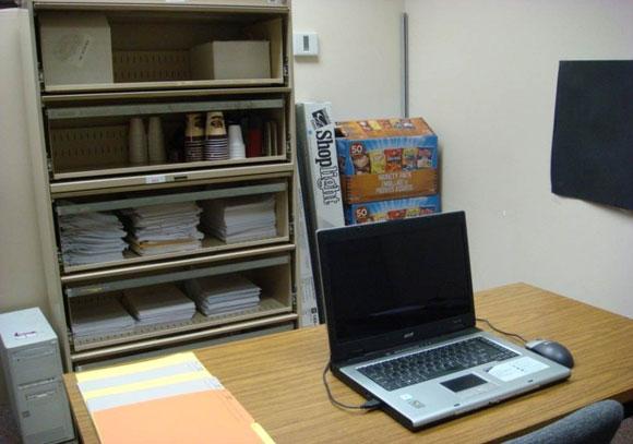 Una oficina desordenada afecta su desempe o tendencias for Areas de una oficina