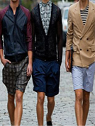 Moda masculina. Guía para llevar los shorts con estilo