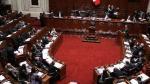 Los nacionalistas que votaron a favor de la derogatoria de ley laboral juvenil - Noticias de ana romani
