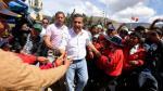 Ollanta Humala: El ruido político está en Lima y el Gobierno puede superarlo - Noticias de huancavelica