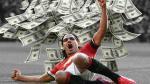 Radamel Falcao alcanza US$ 35.4 millones anuales entre sueldo y auspicios - Noticias de gareth bale