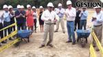 América Televisión puso la primera piedra de su centro de producción ecológico en Pachacámac - Noticias de eric jurgensen