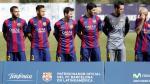 Barcelona de España vende sus derechos televisivos a Telefónica - Noticias de barcelona javier faus