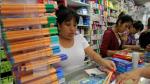 Limeños preferirán galerías y ferias antes que supermercados en la campaña escolar 2015 - Noticias de lista de precios