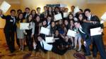 Peruvian Universities: uno de los mejores equipos de debate del Modelo ONU en el mundo - Noticias de la cabrera