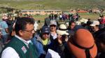 Dirigentes de comunidades aledañas a Las Bambas presentaron agenda de 30 puntos al gobierno - Noticias de educación en el perú