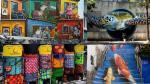 Conoce los murales callejeros más increíbles del mundo - Noticias de festival de vancouver