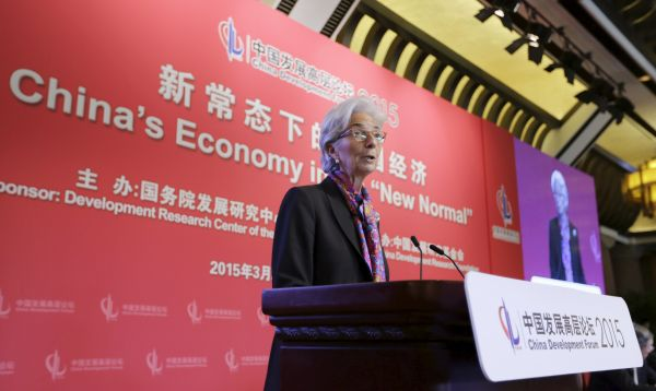 FMI dispuestos a cooperar con China en el banco AIIB. - Noticias de