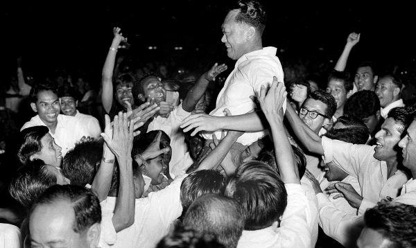 Muere Lee Kuan Yew, líder que convrtió a Singapur en uno de los países más rico del mundo - Noticias de