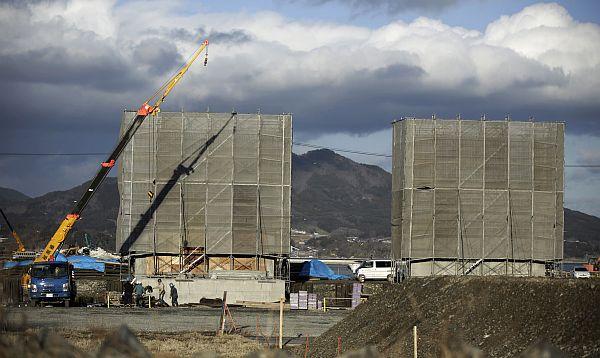 Construyen gigantesco muro para contener tsunamis en Japón - Noticias de