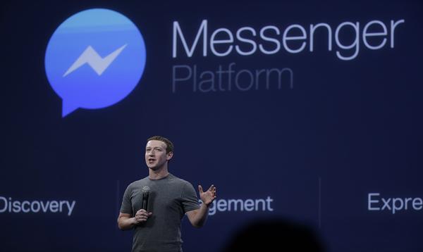 Facebook busca expandirse con su aplicación Messenger - Noticias de redes sociales