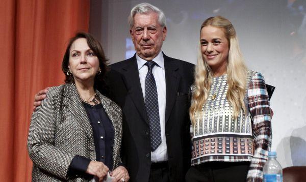 Mario Vargas Llosa se reunión con esposas de presos políticos venezolanos - Noticias de ollanta humala