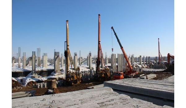Construcción de estadios para Copa del Mundo 2018 en Rusia - Noticias de rusia 2018