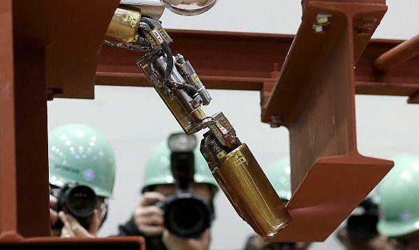 Robot examina reactores dañados en planta de Fukushima - Noticias de tsunami