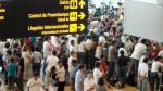 Ingreso de extranjeros al Perú por trabajo aumentó 15.7% en febrero, señaló INEI - Noticias de movimiento migratorio