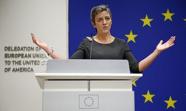 Tras acusar a Google, comisaria de Competencia de la UE intenta reflejar imparcialidad - Noticias de eric schmidt