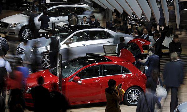Arrancó el Salón del Automóvil de Shanghái - Noticias de autos nuevos