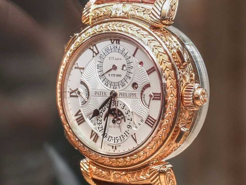b36eca21abb8 Los relojes más caros del mundo
